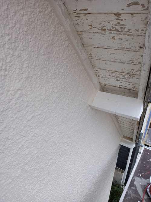 Pose de PVC en dessous de toit posedepvcendessousdetoit